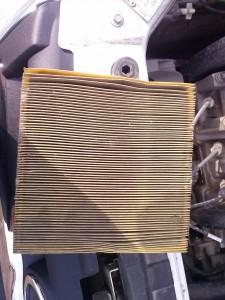 Воздушный фильтр Гранта