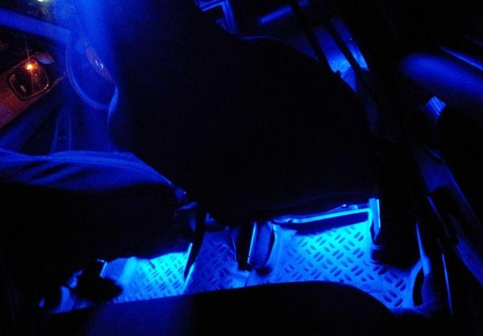 Подсветка ног гранты своими руками