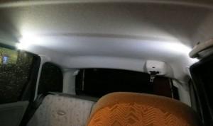 Подсветка задних пассажиров7