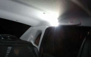 Подсветка задних пассажиров8