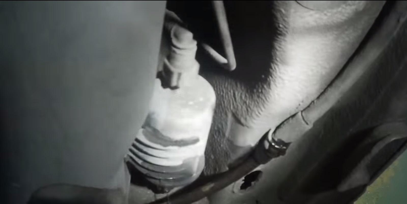 Замена топливного фильтра на Лада Гранта